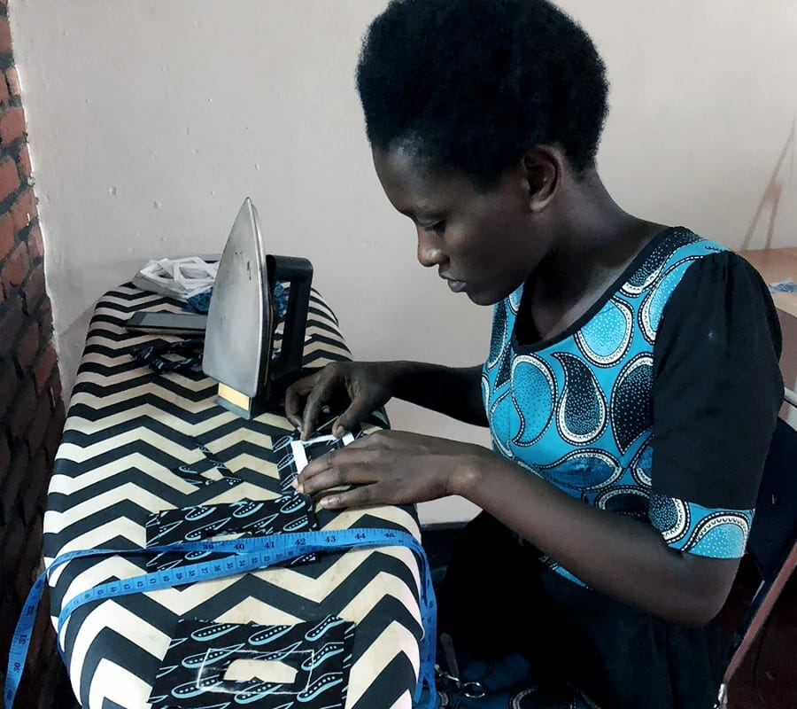 Kipepeo member ironboarding gifts