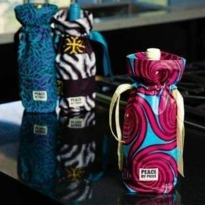 3 wine bottle bags