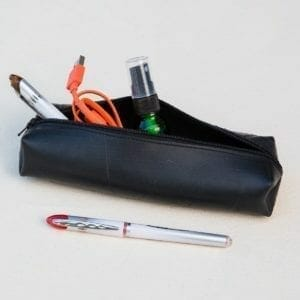 Inner tube pencil case