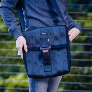 close up freelancers satchel
