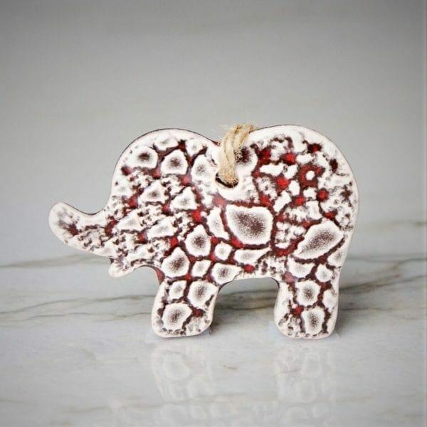 PbP ORN05 Ceramic Elephant US 1