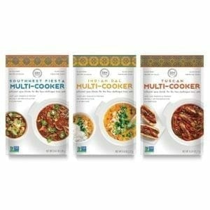 Vegetarian Sampler Pack 1